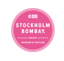 Stockholm Bombay Project - Interior & Textiles